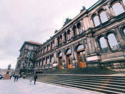 スコットランド国立博物館が美しい!