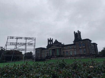 スコットランド国立現代アート美術館に行ってきました!