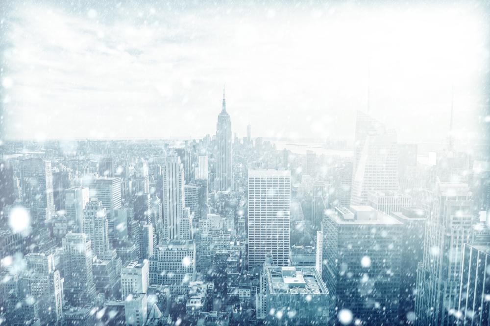 NYの寒い冬を乗り切ろう