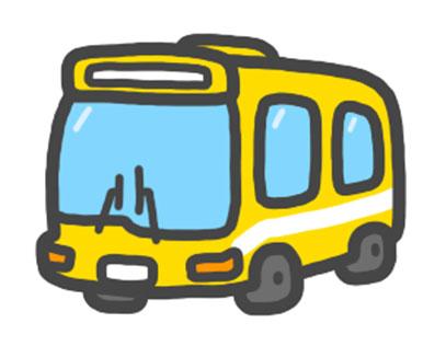 ロサンゼルスならバス移動