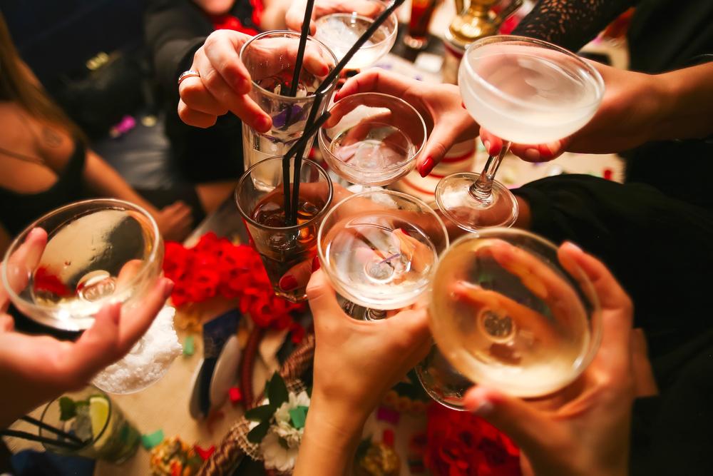 アメリカ留学中の飲酒