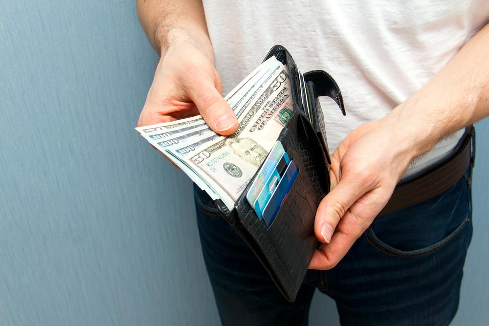アメリカ留学での現金