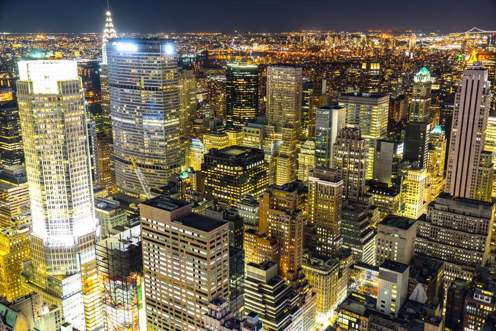 アメリカ留学中に、一度は行ってみたい観光名所 タイムズスクエア