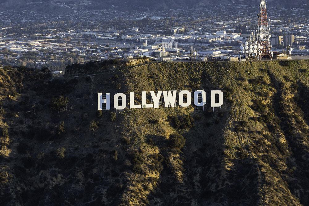 アメリカ留学中に、一度は行ってみたい観光名所 ハリウッド
