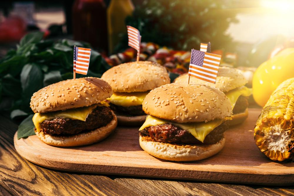 アメリカ留学中に食べたいハンバーガー