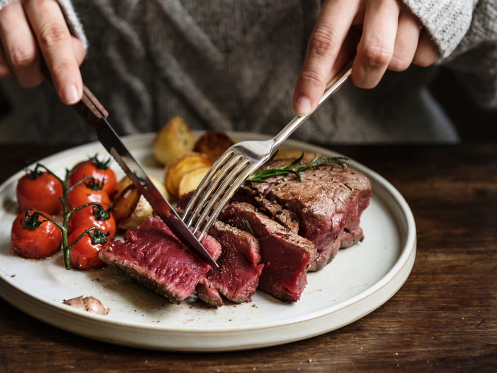 アメリカ留学中に食べたいステーキ