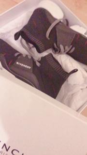イギリスで買ったスニーカー