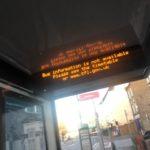 イギリスの25日のクリスマスは交通機関が全てストップする