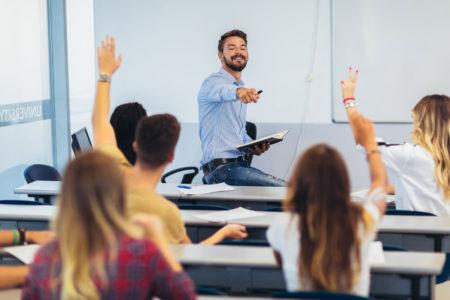 語学学校でカリキュラムが突然変更に?