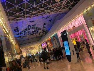 ロンドンのオススメの大型ショッピングモール
