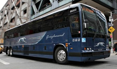 アメリカの高速バス・夜行バスの乗り方