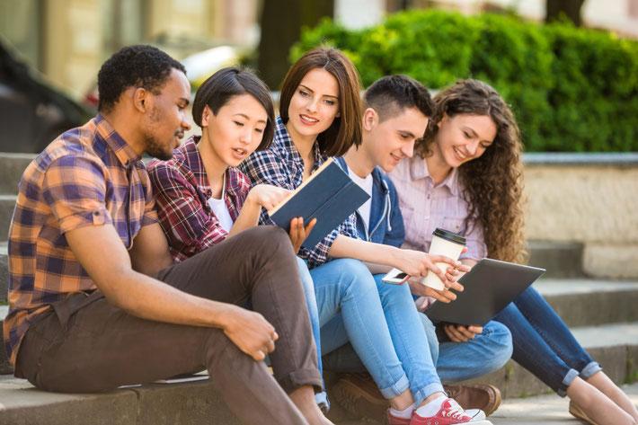 交換留学と語学留学