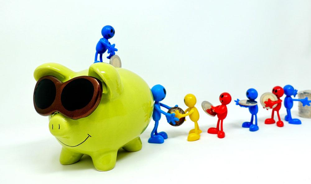 ワーホリ費用を貯金