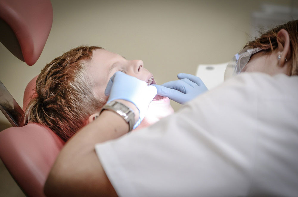 留学前に歯の治療