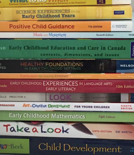 カナダ バンクーバーの幼児教育ECE childhood education 授業内容