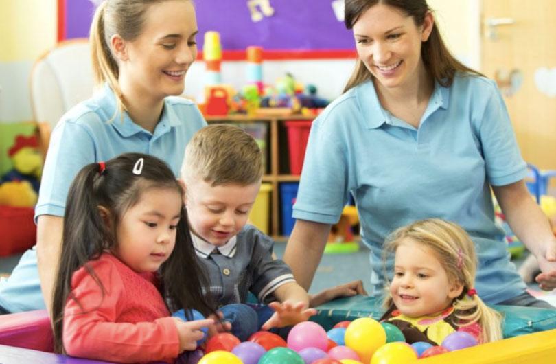 カナダで幼児教育を学ぶ留学