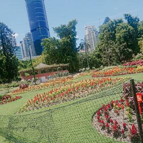 オーストラリアの公園