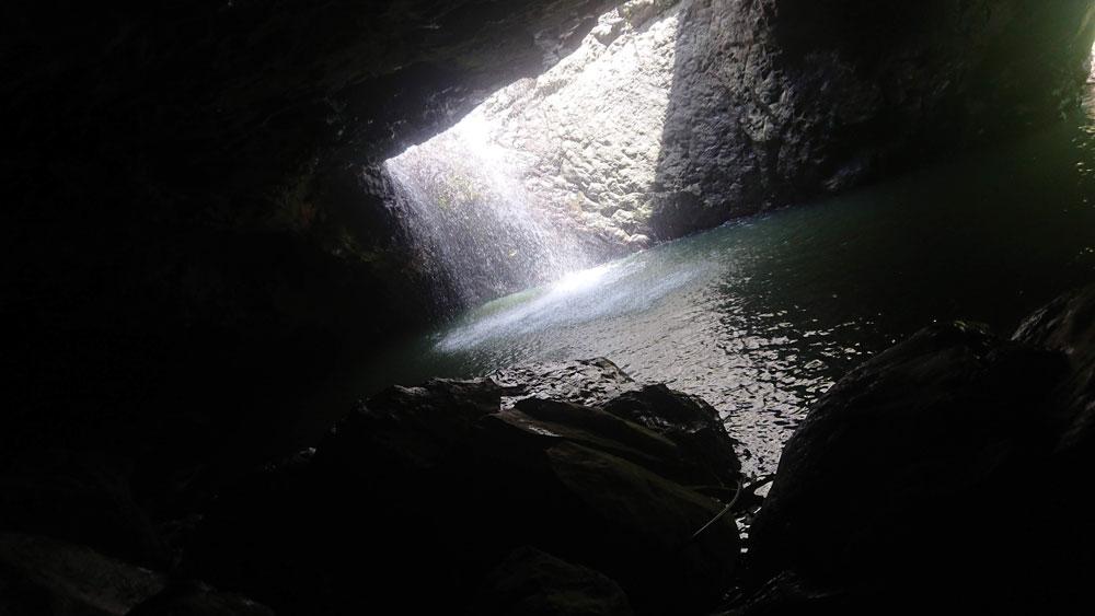 オーストラリアにある洞窟