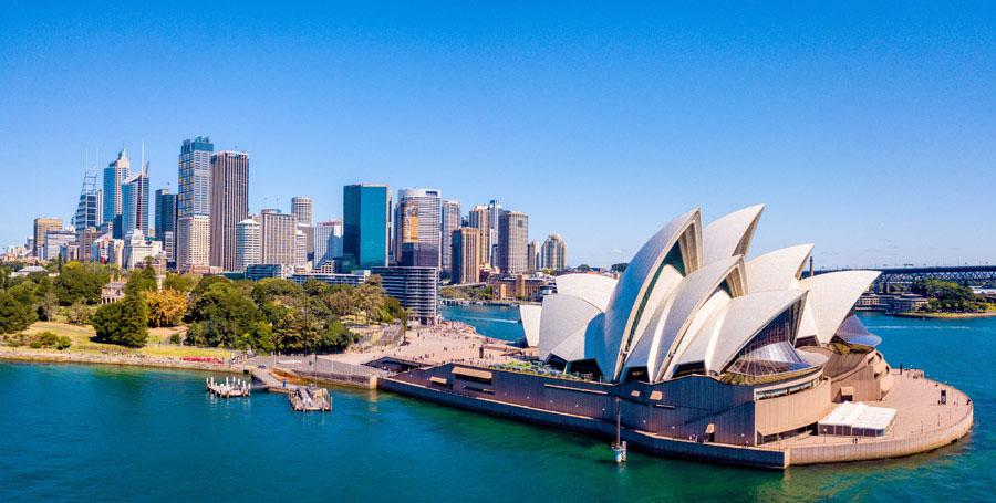 オーストラリアの街比較 シドニー
