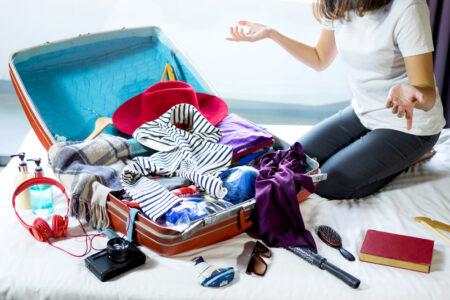 留学にもっていくべきものは?帰国時に持ち物はどうする?