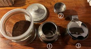 イタリアンコーヒーの作り方